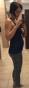 Gravid och träning