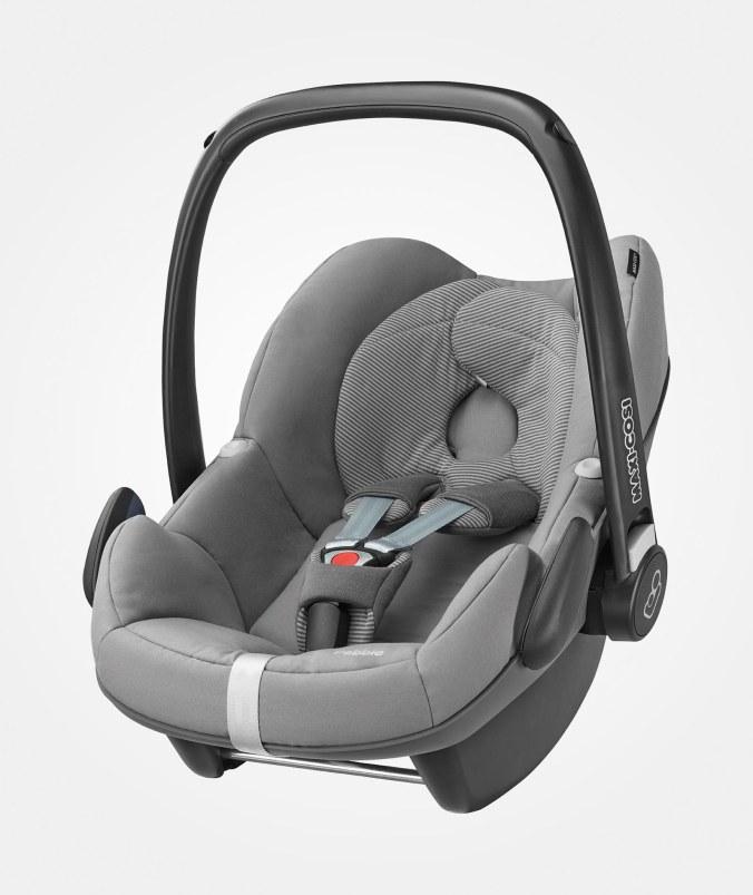 maxicosi carseat babycarseat pebble 2015 grey concretegrey 3qrt